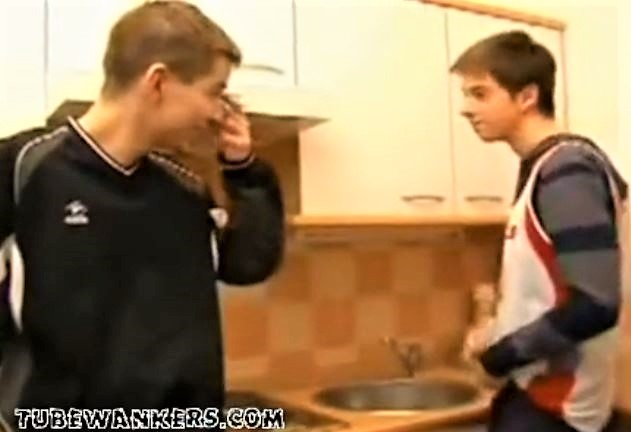 Very Youngs in Kitchen