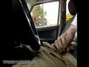 Caught by Young Trucker and came on my uniform