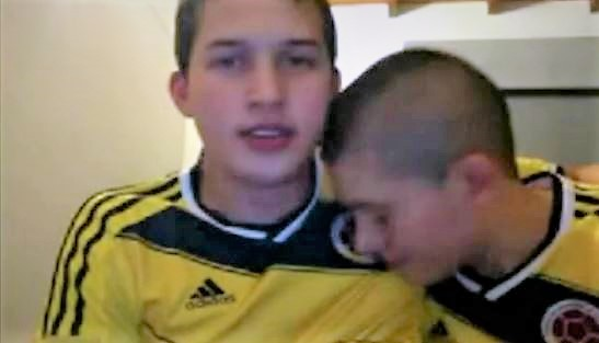 Teen Twinks Fuck Before Football