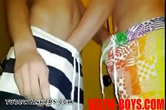 Hot Young Straight Boys Play