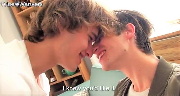 Young Sweet Gay Twinks in Hd