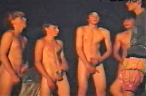 Gay Tanter Initiation