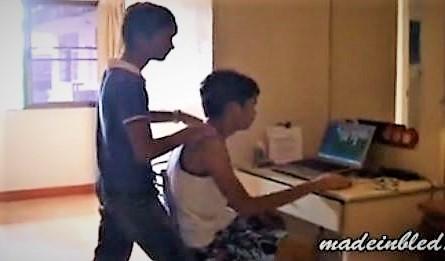 thai young massage teen